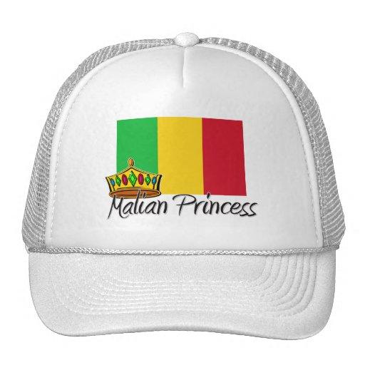 Princesa maliana gorro
