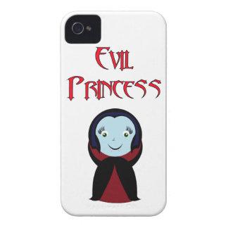 Princesa malvada funda para iPhone 4 de Case-Mate