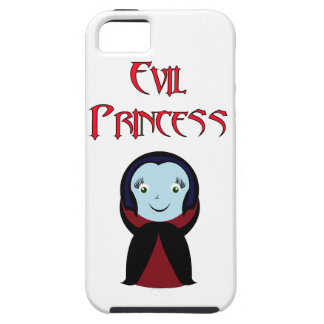 Princesa malvada funda para iPhone SE/5/5s