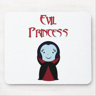 Princesa malvada tapete de raton