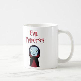 Princesa malvada taza clásica