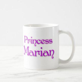 Princesa Marian Tazas