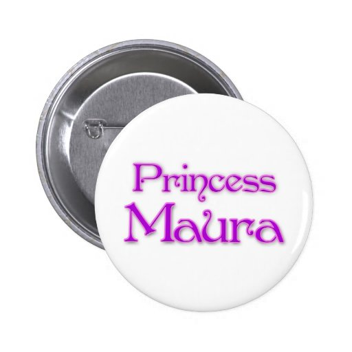 Princesa Maura Pin