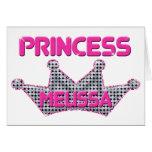 Princesa Melissa Felicitaciones