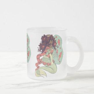 Princesa Mermaid Taza De Café