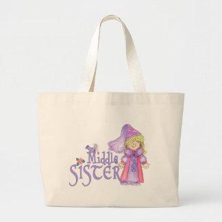 Princesa Middle Sister Bolsas