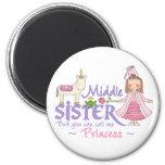 Princesa Middle Sister del unicornio Iman