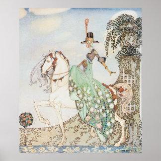 Princesa Minon Minette de Kay Nielsen Impresiones