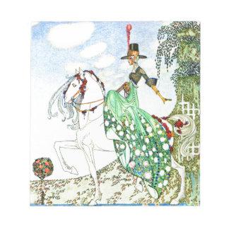 Princesa Minotte de Kay Neilsen Blocs De Notas