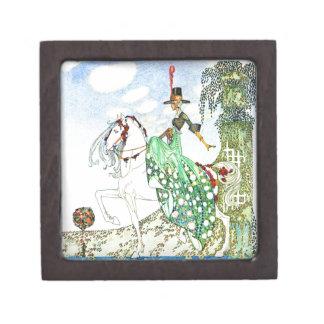 Princesa Minotte de Kay Neilsen Caja De Joyas De Calidad