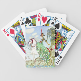 Princesa Minotte de Kay Neilsen Baraja Cartas De Poker