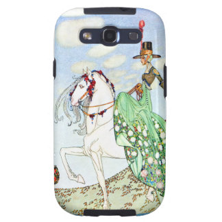 Princesa Minotte de Kay Neilsen Galaxy S3 Coberturas
