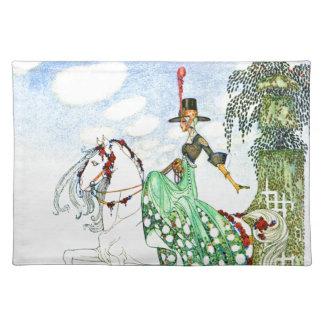 Princesa Minotte de Kay Neilsen Mantel