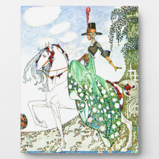 Princesa Minotte de Kay Neilsen Placas Con Fotos
