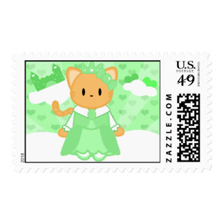 Princesa Mint Postage Sello