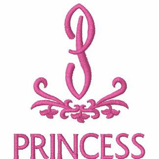 Princesa Monogram Birthday Tee