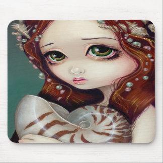 Princesa Mousepad del nautilus