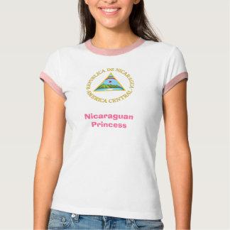 Princesa nicaragüense camisas