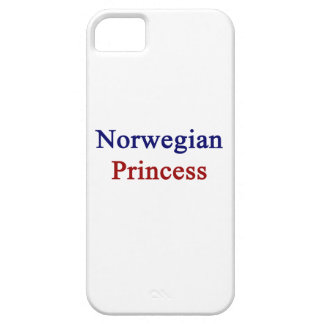 Princesa noruega iPhone 5 Case-Mate protector