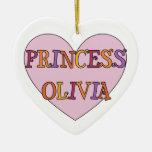 Princesa Olivia Ornament Ornamento Para Reyes Magos