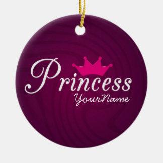 Princesa Ornament Adornos De Navidad