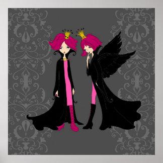 Princesa oscura póster