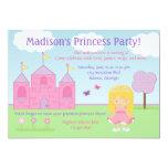 Princesa Party Invitation Anuncios Personalizados