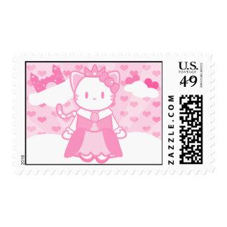 Princesa Pearl Postage Sello