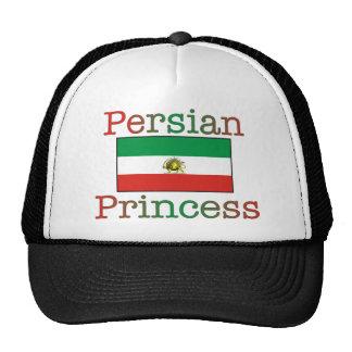 Princesa persa Flag Gorro De Camionero