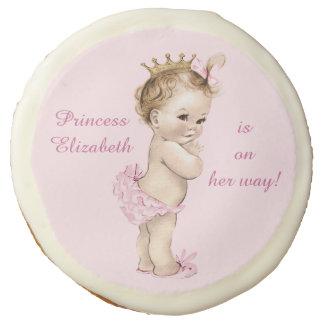 Princesa personalizada linda fiesta de bienvenida