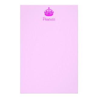 Princesa personalizada Stationery Papeleria De Diseño
