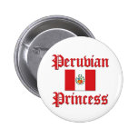 Princesa peruana pins