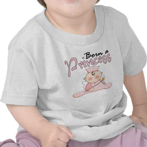 Princesa Pink T-shirts y regalos del bebé Camiseta