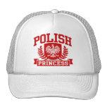 Princesa polaca gorros