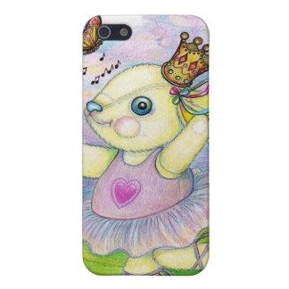 Princesa Pookie de la cubierta del teléfono iPhone 5 Funda