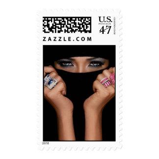 Princesa Portraits Stamps # 5 Estampillas