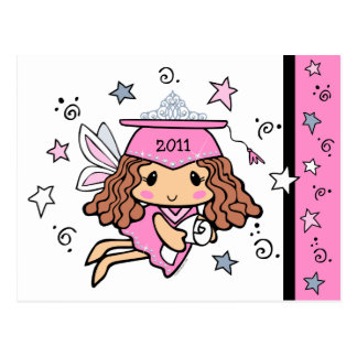 Princesa Postcard de la graduación Tarjetas Postales