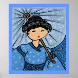 Princesa Poster de la nieve