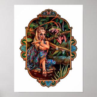 Princesa Poster del duende