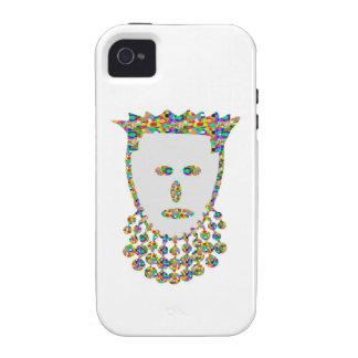 Princesa príncipe Elegant Jewel Art por NAVIN Josh iPhone 4 Carcasa