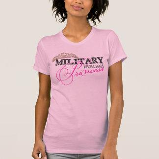 Princesa publicada militar remera