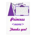 Princesa Purple/primer Th de la fiesta de cumpleañ