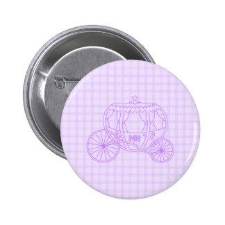 Princesa púrpura Coach en modelo del control Pin