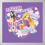 Princesa que cuida posters