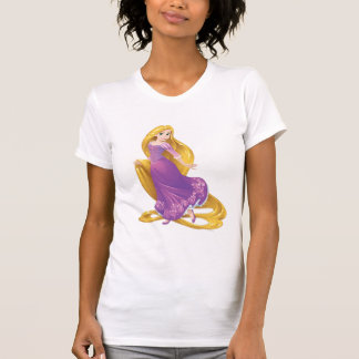 Princesa Rapunzel Playera