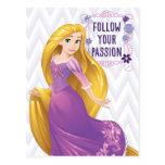 Princesa Rapunzel Tarjetas Postales