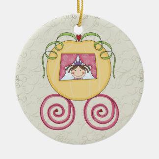 Princesa real Carriage - SRF Ornamento Para Arbol De Navidad