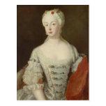 Princesa Real Elisabeth Christine von Preussen Tarjeta Postal