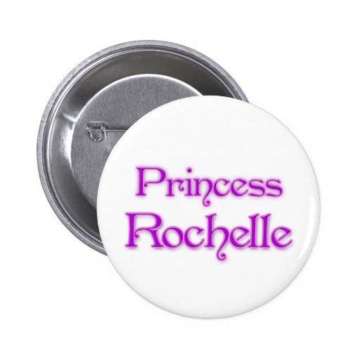 Princesa Rochelle Pin