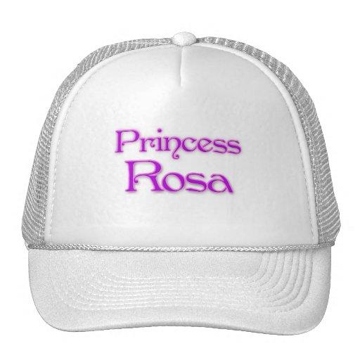 Princesa Rosa Gorras De Camionero